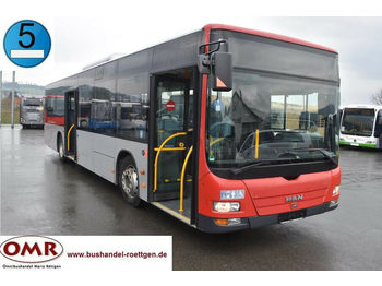 Городской автобус MAN A37 Lion´s City/A20/A21/530/Citaro/EEV