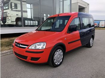 Микроавтобус OPEL COMBO CNG / TOP