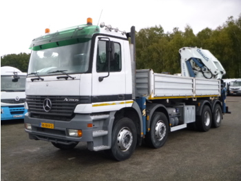 Самосвал Mercedes Actros 3243 8x4 2-way tipper + Cormach 65000 E3