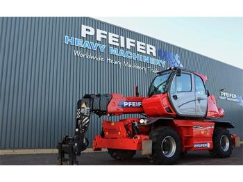 Manitou MRT2150 Privilege Plus Valid inspection, *Guarante  - телескопический погрузчик