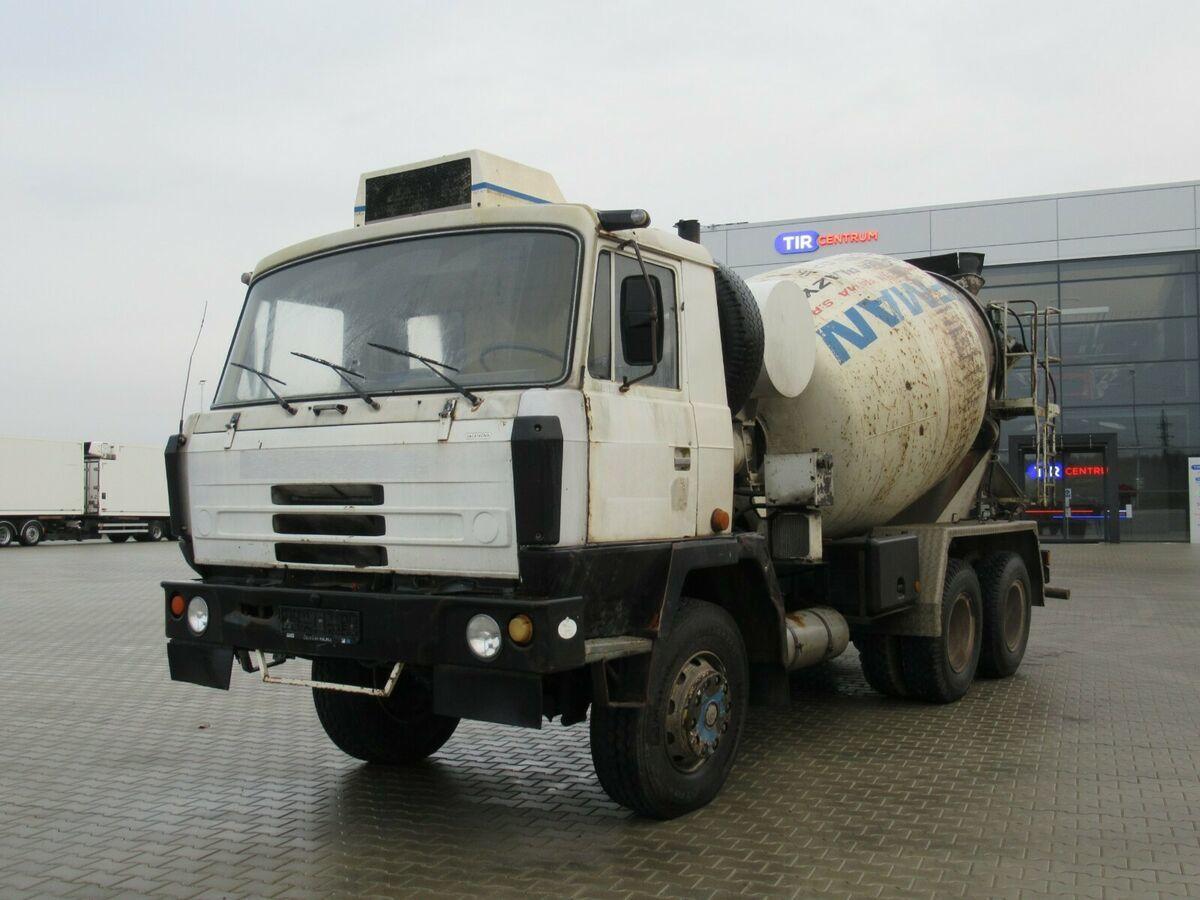 Татра бетон ооо цемент сервис москва официальный сайт