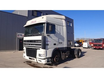 Тягач DAF 95 XF 430 Space Cab (EURO 3 / MANUAL GEARBOX / BOITE MANUELLE)