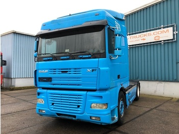 Тягач DAF XF95-430 SPACECAB (MANUAL GEARBOX / EURO 3 / AIRCONDITIONING)