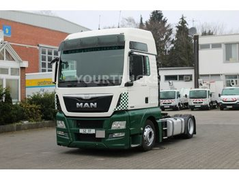 Тягач MAN TGX 18.400 XXL EURO6/Low Deck/2Tank/Navi/Kühlbox